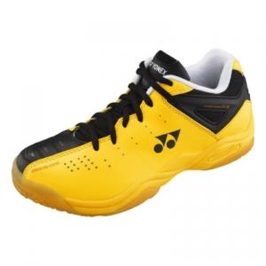 yonex shb - 01 jr badminton, voleybol, hentbol, squash ayakkabı flash yellow - 35