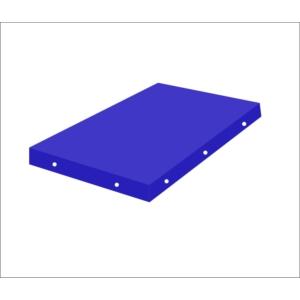 ciwaa puf minder cimnastik minderi 100 200 ciwaa cwa-472 - 10 cm