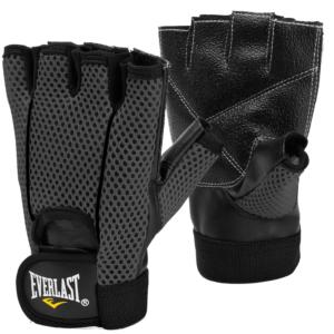 everlast ağırlık kaldırma eldiveni 1010802113 - l - siyah