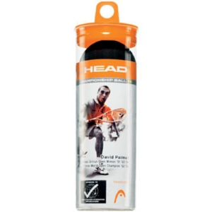 head championship squash topu 3 lü