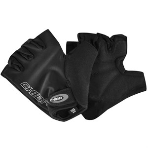 chiba allround özel deri naylon ağırlık eldiveni - 39 - siyah