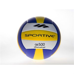 sportive vl 500-mkb vl 500 soft voleybol topu - 5 - renkli