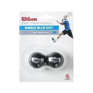 wilson wrt 617500 2 lı mavi staf squ.topu - standart