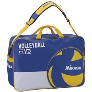 mikasa vl6b-b naylon mavi renkli voleybol çantası