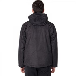 columbia bedrock lodge down jacket mont - xl