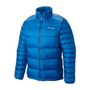 columbia wm5112 frost-fighter jacket mont-kaban - mavi - s
