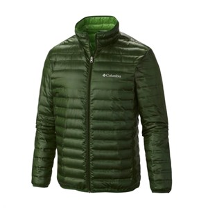 columbia wo5529 flash forward down jacket mont-kaban - yeşil - l
