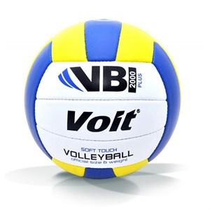 voit vb2000 plus voleybol topu - sarı - mavi