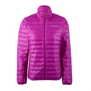 columbia wl1058 flash forward down jacket kadın mont kaban - m