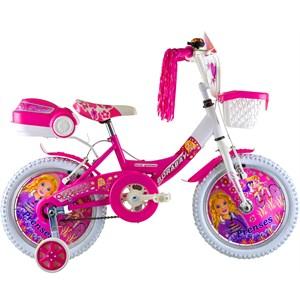 borabay first prenses 16 vitessiz çocuk bisikleti 2014 pembe