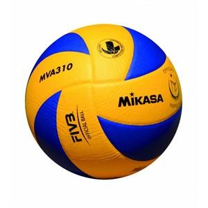 mikasa mva310 sentetik deri voleybol topu