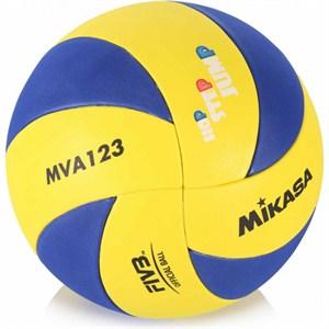 mikasa mva123 sentetik deri voleybol topu