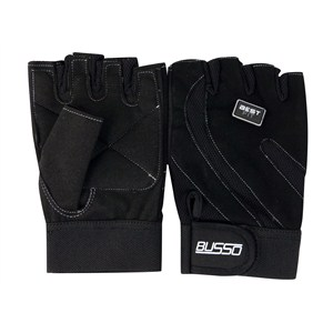busso best fit ağırlık eldiveni - m - siyah