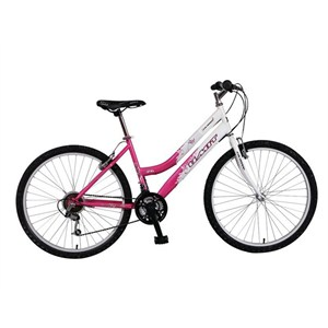 ümit 2400 colorado 24 jant kadın dağ bisikleti pembe - pembe