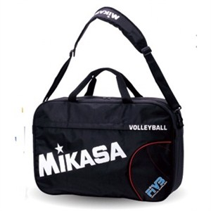 mikasa vl6b-bk siyah renkli voleybol çantası