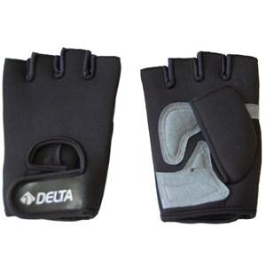 delta roys body & ağırlık & fitness eldiveni - m - siyah