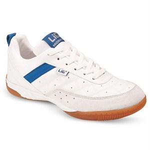 lig monaco kauçuk tabanlı voleybol-hentbol-futsal ayakkabısı beyaz - 41