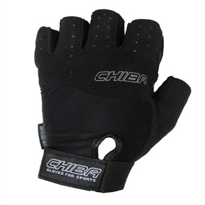 chiba 40400 power siyah ağırlık eldiveni - m