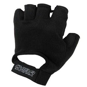 chiba 40410 agirlik eldiveni ağırlık eldivenleri ve kemerleri - m