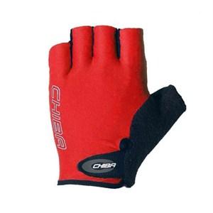 chiba 40420 agirlik eldiveni kırmızı ağırlık eldivenleri ve kemerleri - l