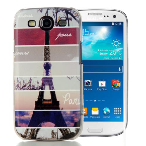 CoverZone Samsung Galaxy S3 Kılıf Resimli Arka Kapak No: 39
