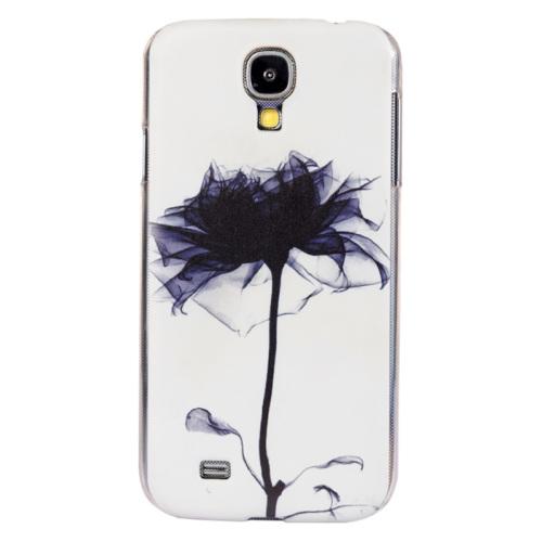 CoverZone Samsung Galaxy S4 Kılıf Rubber Sert Kapak Resimli No: 3