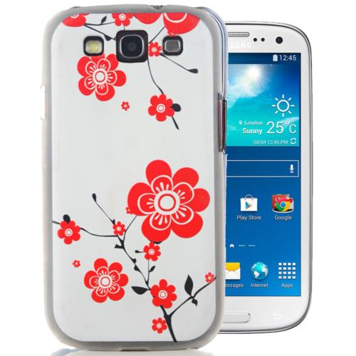 CoverZone Samsung Galaxy S3 Kılıf Resimli Arka Kapak No: 7