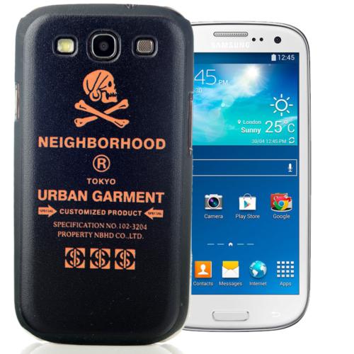 CoverZone Samsung Galaxy S3 Kılıf Resimli Arka Kapak No: 25