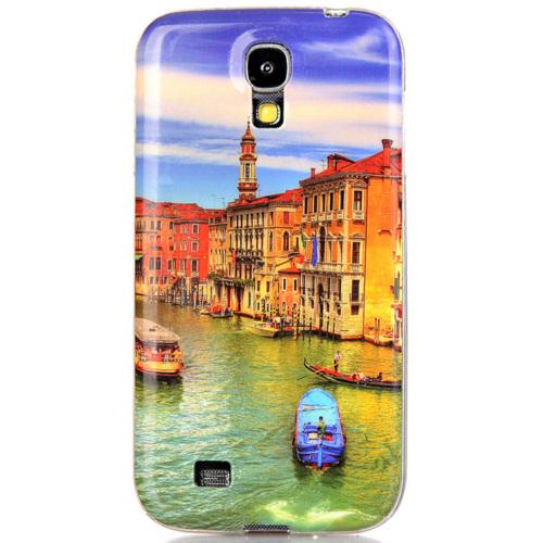 CoverZone Samsung Galaxy S4 Kılıf Silikon Resimli No: 1