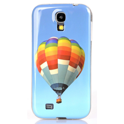 CoverZone Samsung Galaxy S4 Kılıf Silikon Resimli No: 4