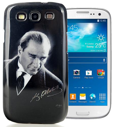 CoverZone Samsung Galaxy S3 Kılıf Resimli Arka Kapak No: 21