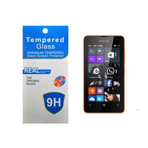 KNY Nokia Lumia 830 Kırılmaz Cam Ekran Koruyucu