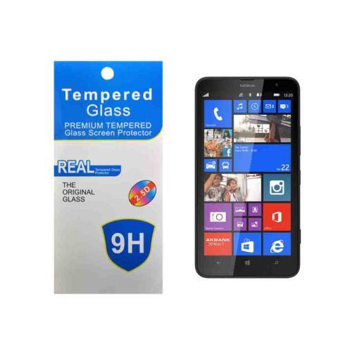 KNY Nokia Lumia 1320 Kırılmaz Cam Ekran Koruyucu