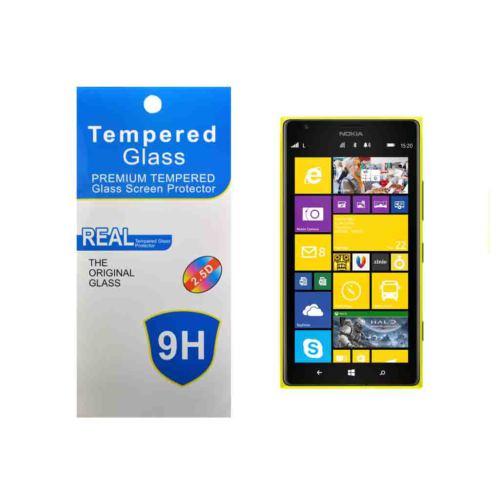 KNY Nokia Lumia 1520 Kırılmaz Cam Ekran Koruyucu
