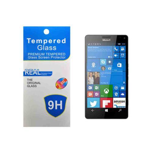 KNY Nokia Lumia 950 Kırılmaz Cam Ekran Koruyucu