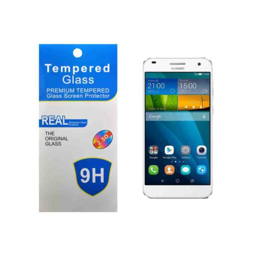 KNY Huawei Ascend G7 Kırılmaz Cam Ekran Koruyucu