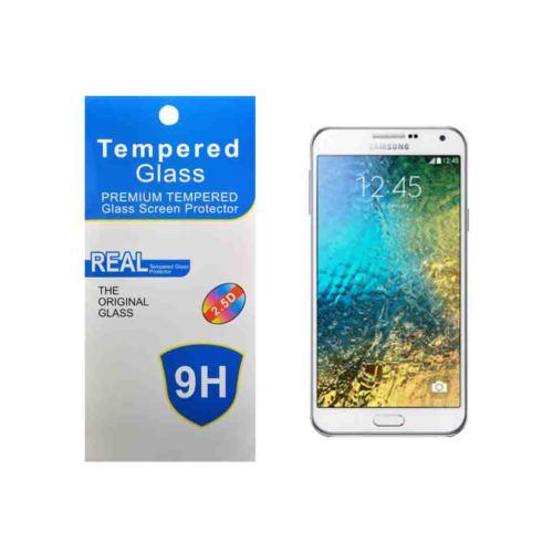 KNY Samsung Galaxy E5 Kırılmaz Cam Ekran Koruyucu