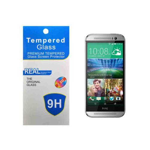 KNY HTC One M8 Kırılmaz Cam Ekran Koruyucu