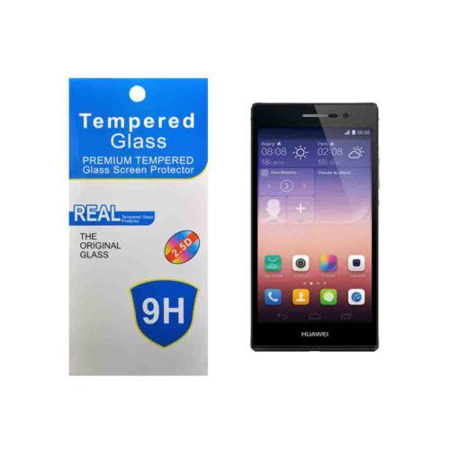 KNY Huawei Ascend P7 Kırılmaz Cam Ekran Koruyucu