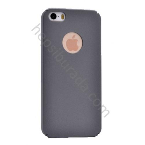 Fonemax Apple iPhone 5s Rubber Arka Kapak