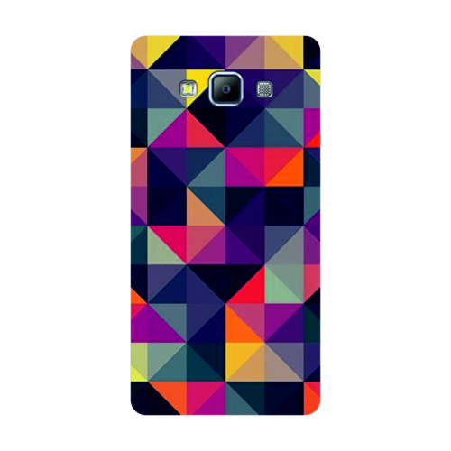 Bordo Samsung Galaxy S3 Kapak Kılıf Renkler Baskılı Silikon