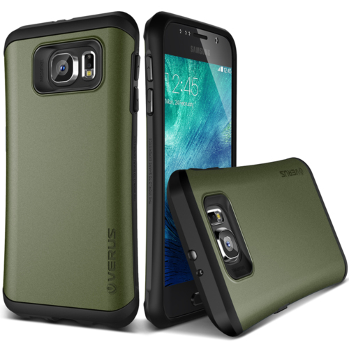 Verus Galaxy S6 Case Thor Kılıf HARD DROP Military