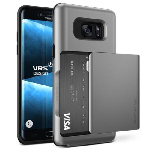 VRSDESIGN Samsung Galaxy Note 7 Damda Glide Series Kılıf SS