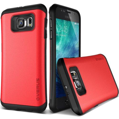Verus Galaxy S6 Case Thor Kılıf HARD DROP Red