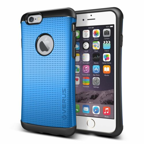 Verus iPhone 6/6S 4.7 Thor Kılıf HARD DROP Electric Blue