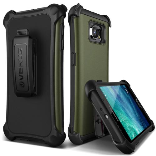 Verus Galaxy S6 Case Hard Drop Active Kılıf Military