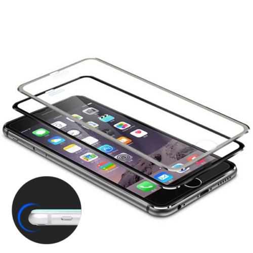 Iphone 6/6S Silver 3D Curve Fit Kavisli Cam 4,7 Ekran cin37gr