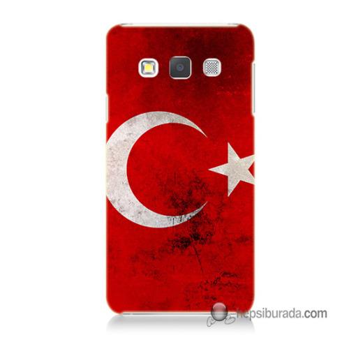 Teknomeg Samsung Galaxy A5 Kapak Kılıf Türkiye Baskılı Silikon