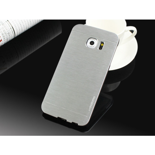 Motomo Samsung Galaxy J3 Motomo Kılıf Silver