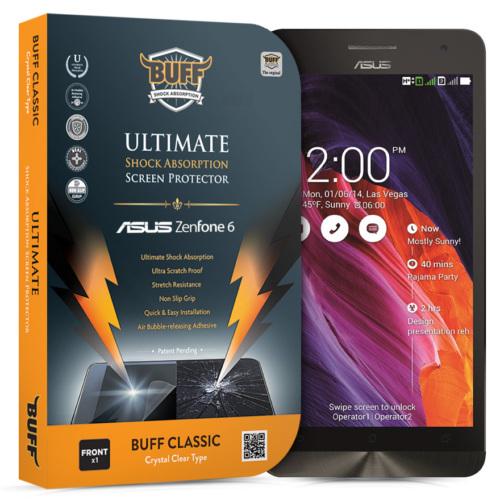 Buff Zenfone 6 Tpu Ekran Koruyucu Jelatin